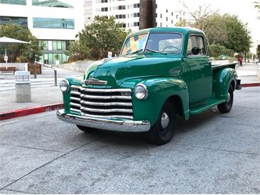 1950 Chevrolet 1/2-Ton Pickup (CC-1433939) for sale in Glendale, California