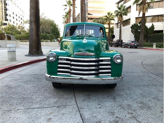 1950 Chevrolet 1/2-Ton Pickup (CC-1433939) for sale in Glendale, California