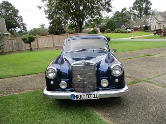 1958 Mercedes-Benz 220 (CC-1433952) for sale in Glendale, California