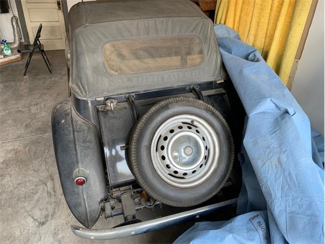 1953 MG TD (CC-1433953) for sale in Glendale, California