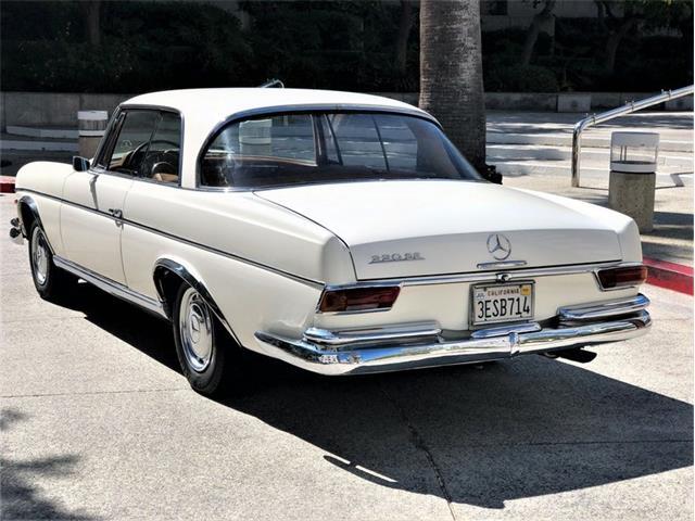 1964 Mercedes-Benz 220SE (CC-1433957) for sale in Glendale, California