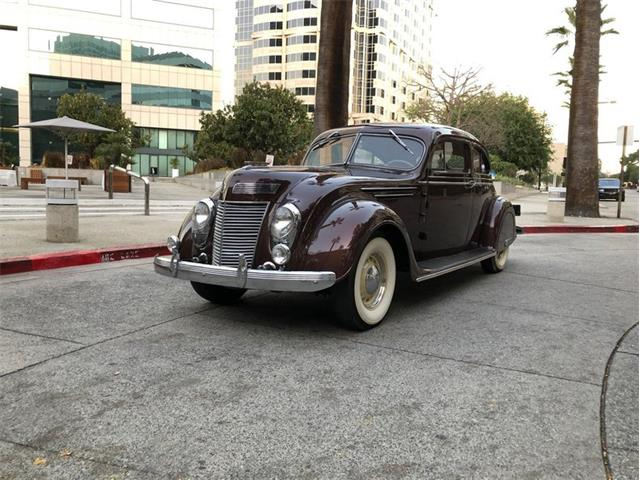 1937 Chrysler Airflow (CC-1433962) for sale in Glendale, California