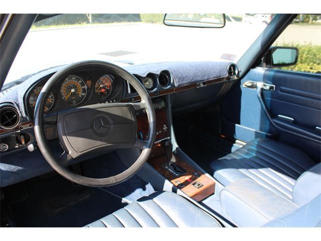 1989 Mercedes-Benz 560SL (CC-1433970) for sale in Sarasota, Florida