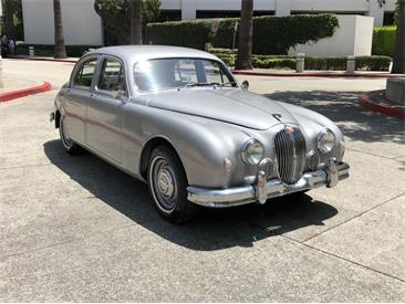 1957 Jaguar Mark I (CC-1433971) for sale in Glendale, California