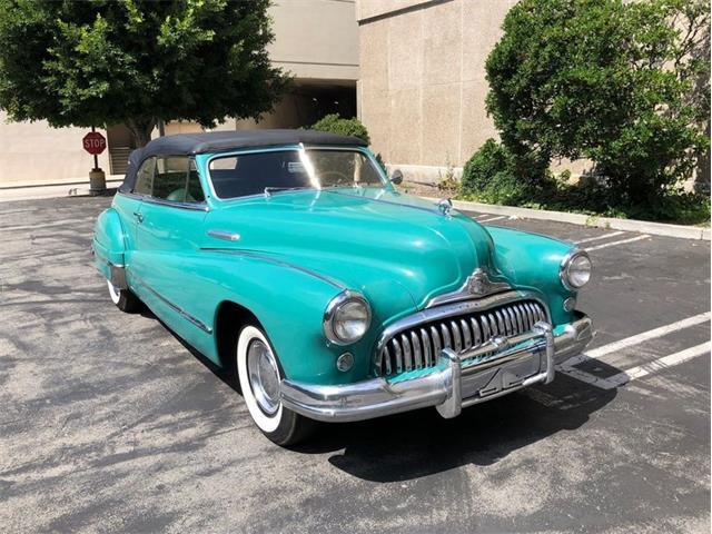 1947 Buick Super (CC-1433972) for sale in Glendale, California