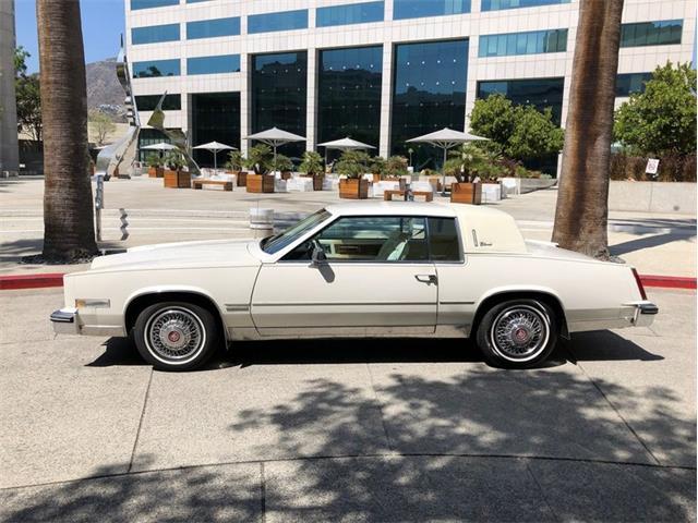 1983 Cadillac Eldorado (CC-1433979) for sale in Glendale, California