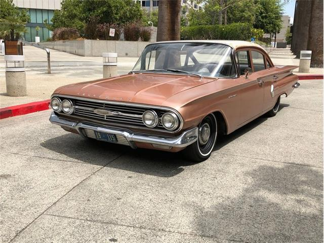 1960 Chevrolet Biscayne (CC-1433980) for sale in Glendale, California