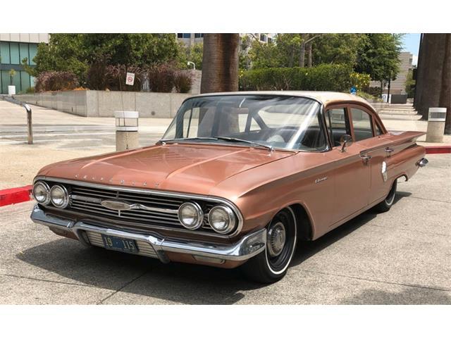 1960 Chevrolet Biscayne (CC-1433980) for sale in Glendale, California