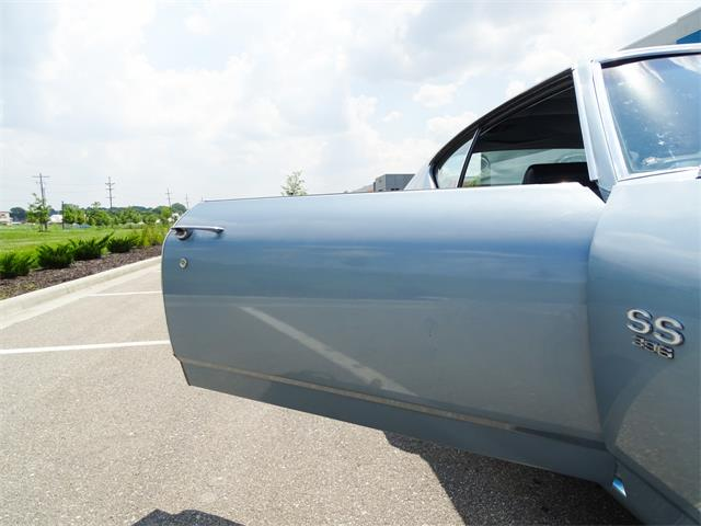 1969 Chevrolet Chevelle (CC-1433989) for sale in O'Fallon, Illinois