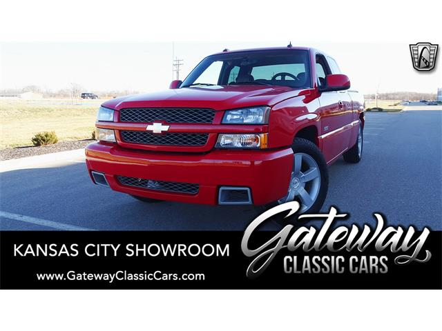 2003 Chevrolet Silverado (CC-1434002) for sale in O'Fallon, Illinois