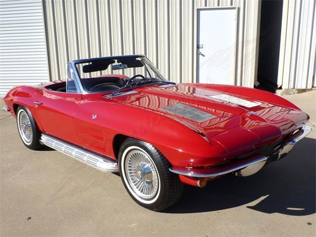 1963 Chevrolet Corvette (CC-1434004) for sale in Arlington, Texas