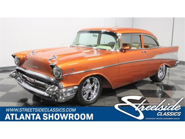 1957 Chevrolet 210 (CC-1430401) for sale in Lithia Springs, Georgia