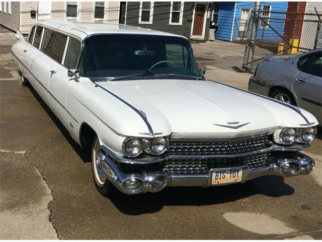 1959 Cadillac Fleetwood (CC-1434014) for sale in Glendale, California