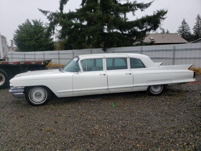 1962 Cadillac Fleetwood (CC-1434017) for sale in Glendale, California