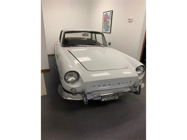 1964 Renault Caravelle (CC-1434025) for sale in Glendale, California