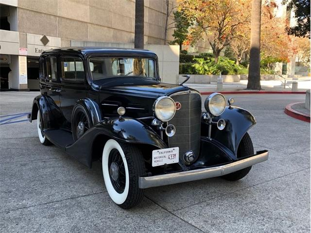 1933 Cadillac LaSalle (CC-1434027) for sale in Glendale, California