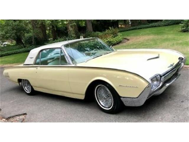 1961 Ford Thunderbird (CC-1434030) for sale in Glendale, California