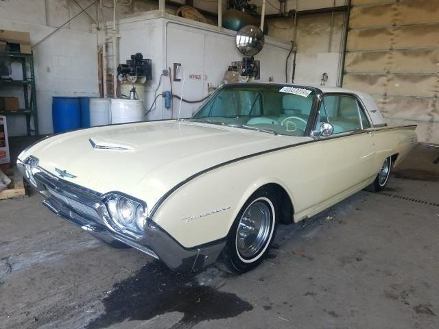 1961 Ford Thunderbird (CC-1434030) for sale in Glendale, California