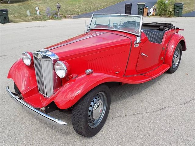 1952 MG TD (CC-1434039) for sale in Glendale, California