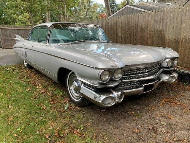 1959 Cadillac Fleetwood (CC-1434042) for sale in Glendale, California