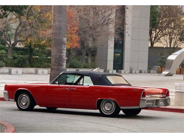 1964 Lincoln Continental (CC-1434052) for sale in Glendale, California
