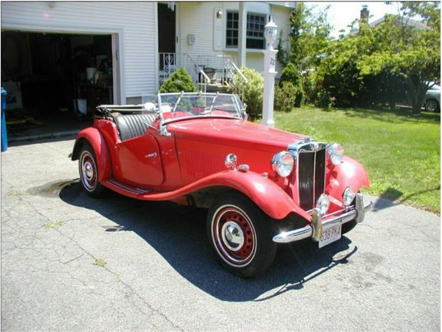 1953 MG TD (CC-1434056) for sale in Glendale, California