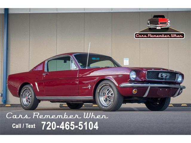 1966 Ford Mustang (CC-1434057) for sale in Englewood, Colorado