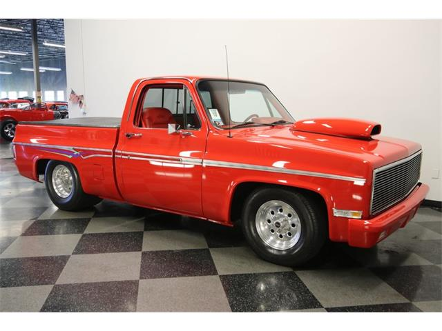 1983 Chevrolet C10 (CC-1430406) for sale in Lutz, Florida