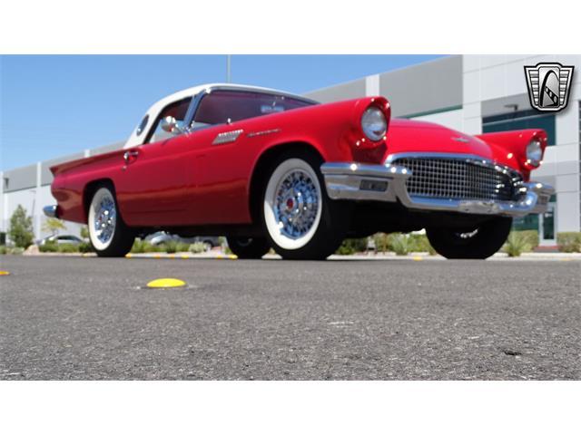 1957 Ford Thunderbird (CC-1434075) for sale in O'Fallon, Illinois