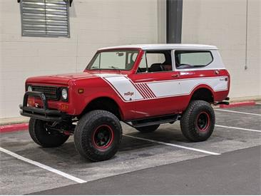 1977 International Scout (CC-1434080) for sale in Greensboro, North Carolina