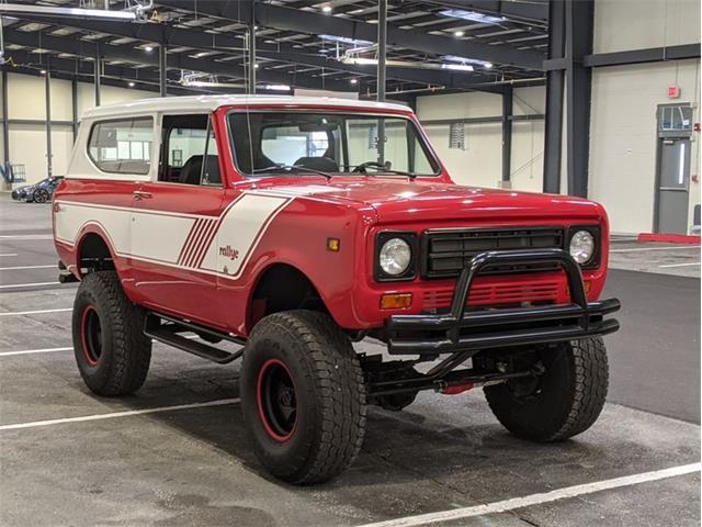 1977 International Scout (CC-1434080) for sale in Greensboro, North Carolina