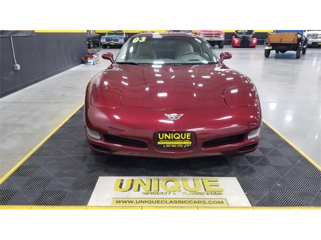2003 Chevrolet Corvette (CC-1430409) for sale in Mankato, Minnesota