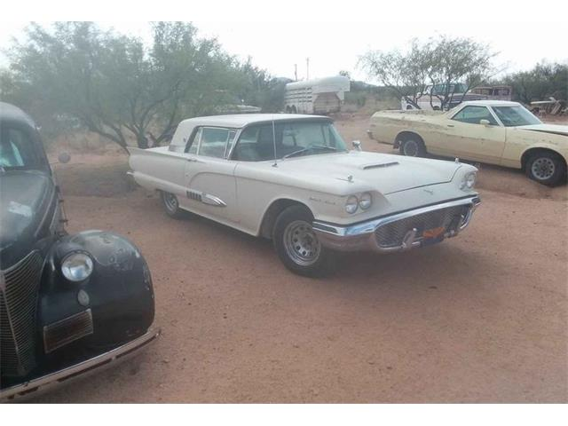 1958 Ford Thunderbird (CC-1434091) for sale in Glendale, California