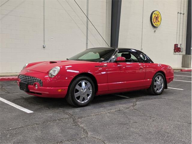 2002 Ford Thunderbird (CC-1434098) for sale in Greensboro, North Carolina
