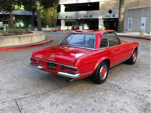 1967 Mercedes-Benz 250SL (CC-1434099) for sale in Glendale, California