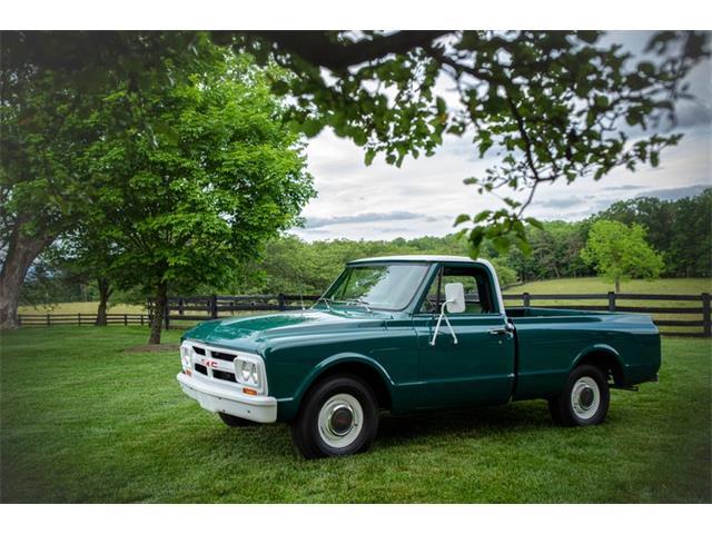 1967 GMC Pickup (CC-1434104) for sale in Greensboro, North Carolina