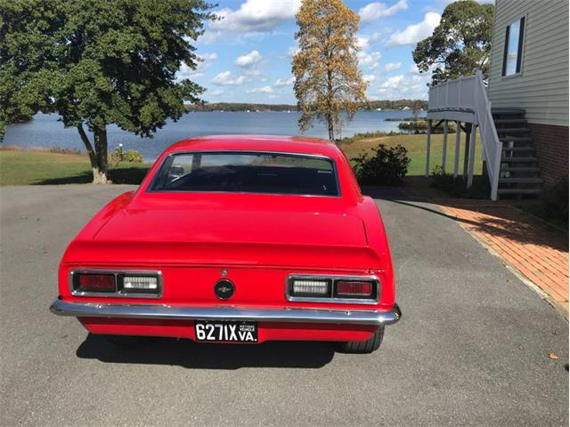1968 Chevrolet Camaro (CC-1434111) for sale in Greensboro, North Carolina