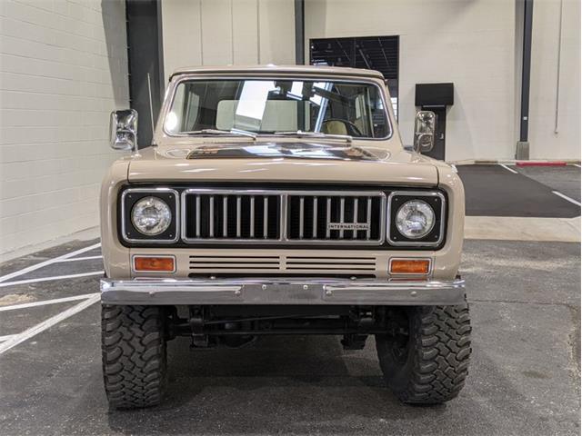 1975 International Scout (CC-1434114) for sale in Greensboro, North Carolina
