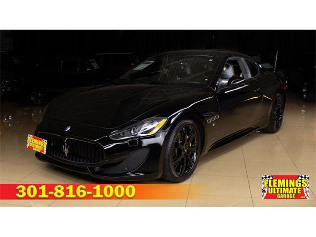 2014 Maserati GranTurismo (CC-1434117) for sale in Rockville, Maryland