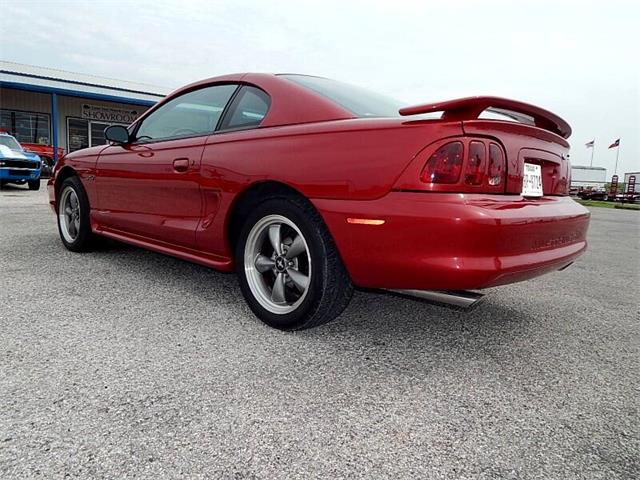 1997 Ford Mustang (CC-1434121) for sale in Wichita Falls, Texas
