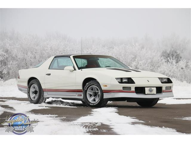 1986 Chevrolet Camaro (CC-1434127) for sale in Stratford, Wisconsin