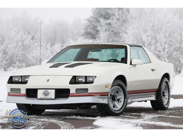1986 Chevrolet Camaro (CC-1434127) for sale in Stratford, Wisconsin