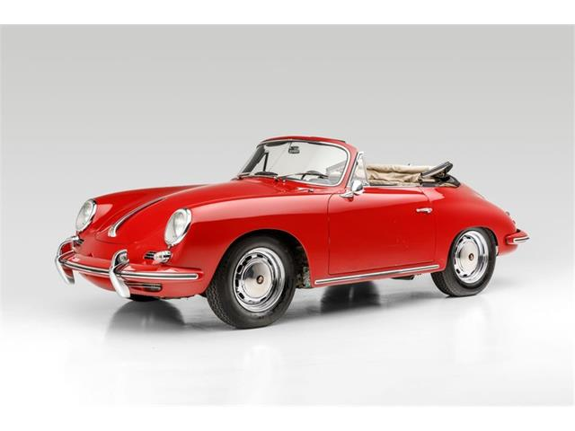 1964 Porsche 356C (CC-1434128) for sale in Costa Mesa, California