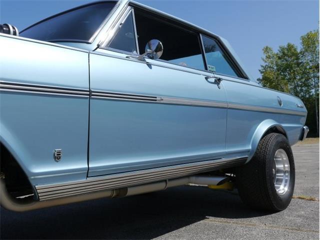 1963 Chevrolet Nova SS (CC-1434133) for sale in Alsip, Illinois
