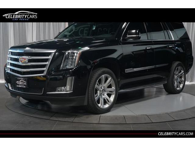 2017 Cadillac Escalade (CC-1434139) for sale in Las Vegas, Nevada
