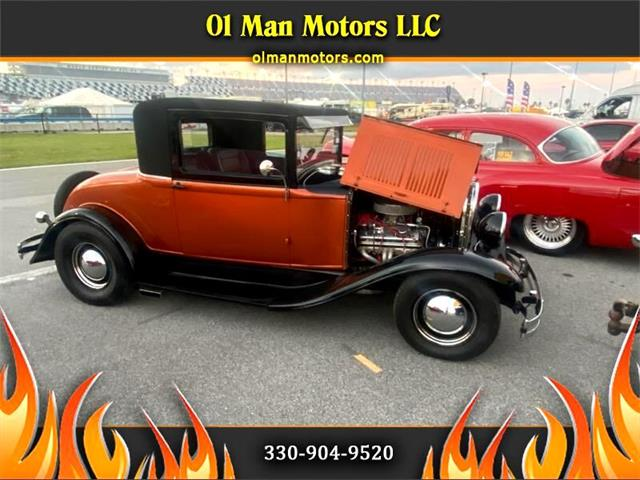 1929 Plymouth Coupe (CC-1434152) for sale in Louisville, Ohio