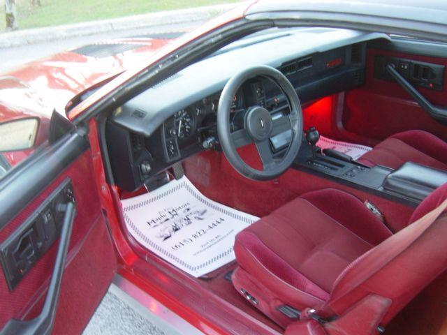 1986 Chevrolet Camaro Z28 (CC-1434157) for sale in Hendersonville, Tennessee
