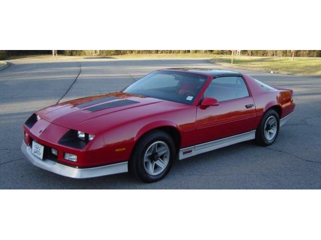 1986 Chevrolet Camaro Z28 (CC-1434157) for sale in Hendersonville, Tennessee
