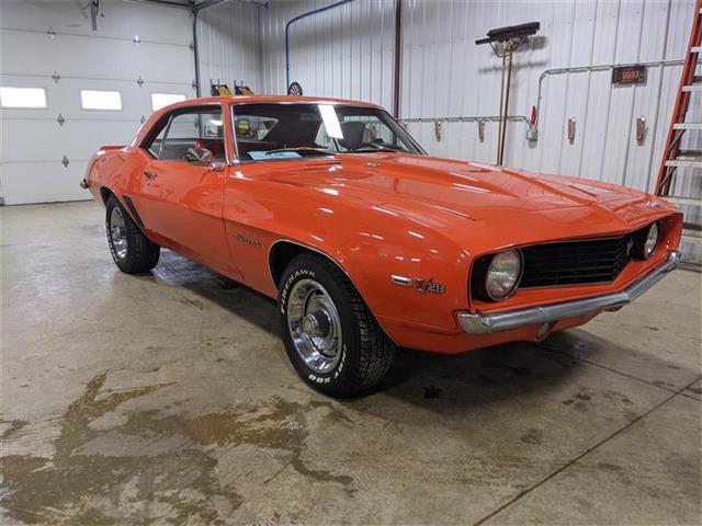 1969 Chevrolet Camaro (CC-1434167) for sale in Webster, South Dakota
