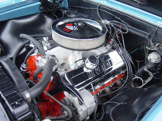 1966 Chevrolet Chevelle SS (CC-1434168) for sale in Hendersonville, Tennessee